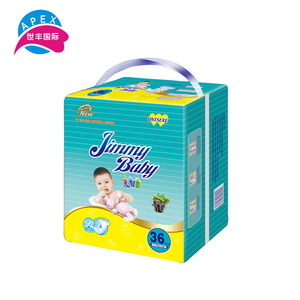 Cheapest disposable new premium baby diaper manufacturer in China