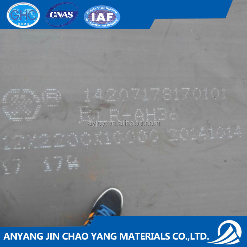 china top ten selling products Hot Rolled ah32 ah36 steel per ton price for shipbuilding marine steel plate grade a