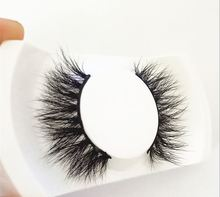 Volume and fluffy 3d mik strip lashes 100% real mink eyelashes wholesale 3d mink lashes