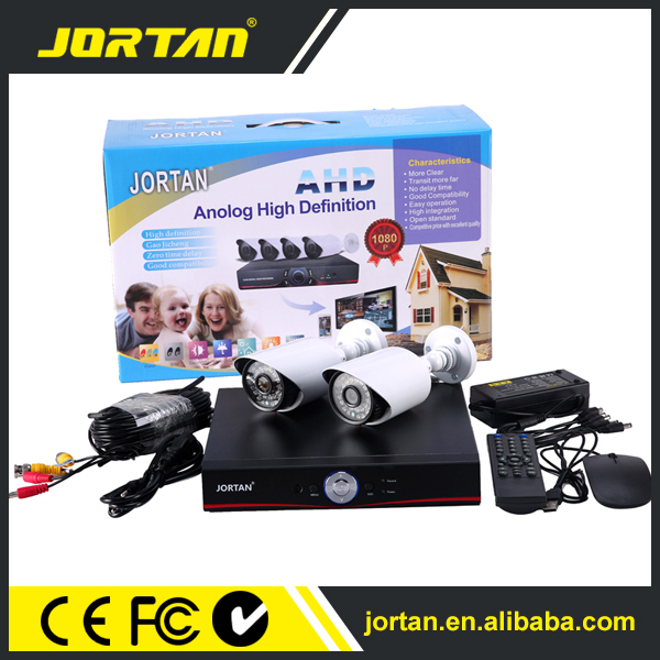 960P Security NVR Kits CCTV IP Camera