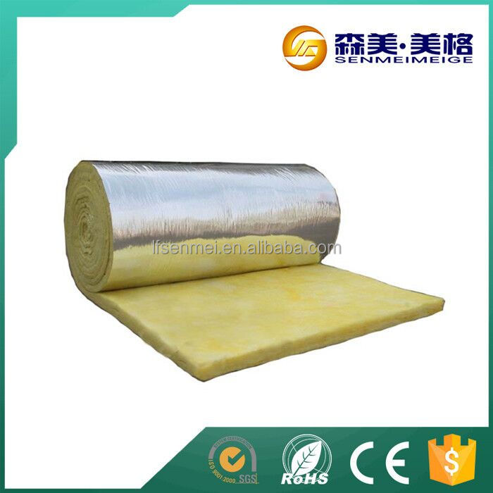 high density fiberglass insulation board fireproof