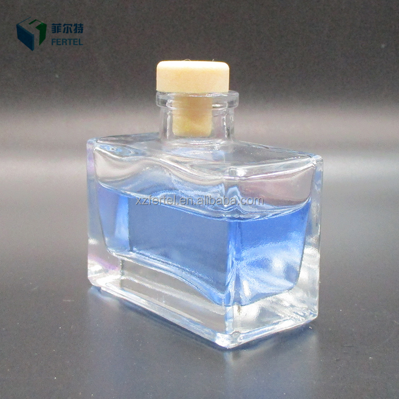 2017 good quality mini small glass aroma scented diffuser bottle 40ml wholesale