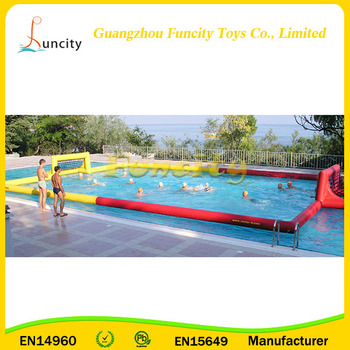 customized inflatable PVC high quality outdoor inflatable football field