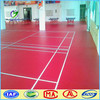 2015 Top Quality Pvc/Vinyl Badminton Sports Flooring