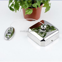 Square stainless steel retractable hanging clothes line L-2