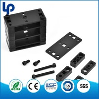 china high quality cable locking clips , flat cable clip