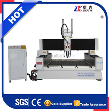 CNC Granite Stone Carving Machine 1212 With Mach3 Control 1200*1200mm ZK-1212