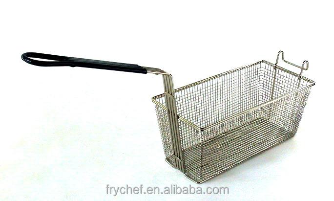 Fry basket for deep fat fryer buy fry basket for deep for Fish fryer basket