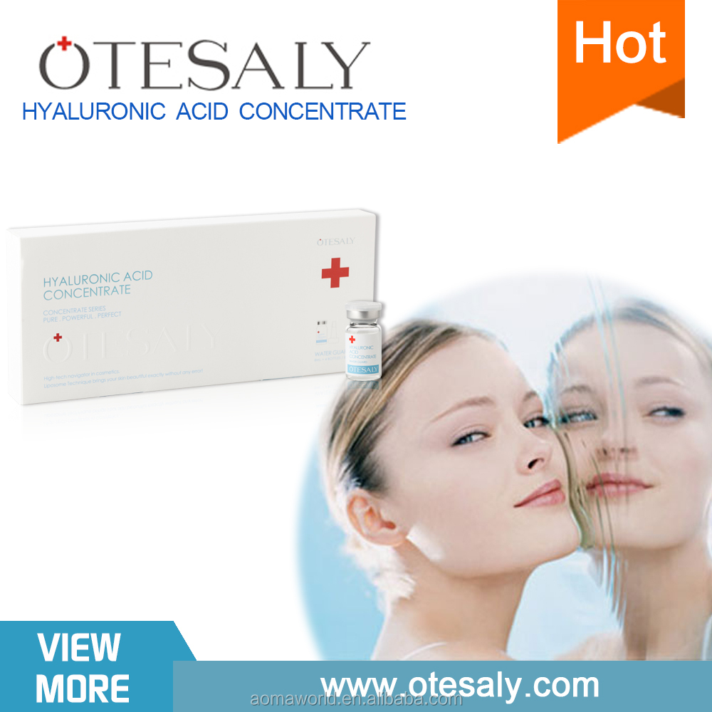 OTESALY Hyaluronic acid serum/perfectly repairing skin cream after mirco plastic surgery