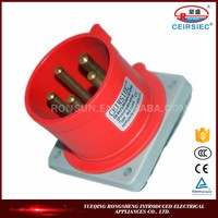 Hot selling Industrial 5 pins industrial plugs and sockets india
