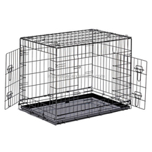 Folding Metal Dog Crate