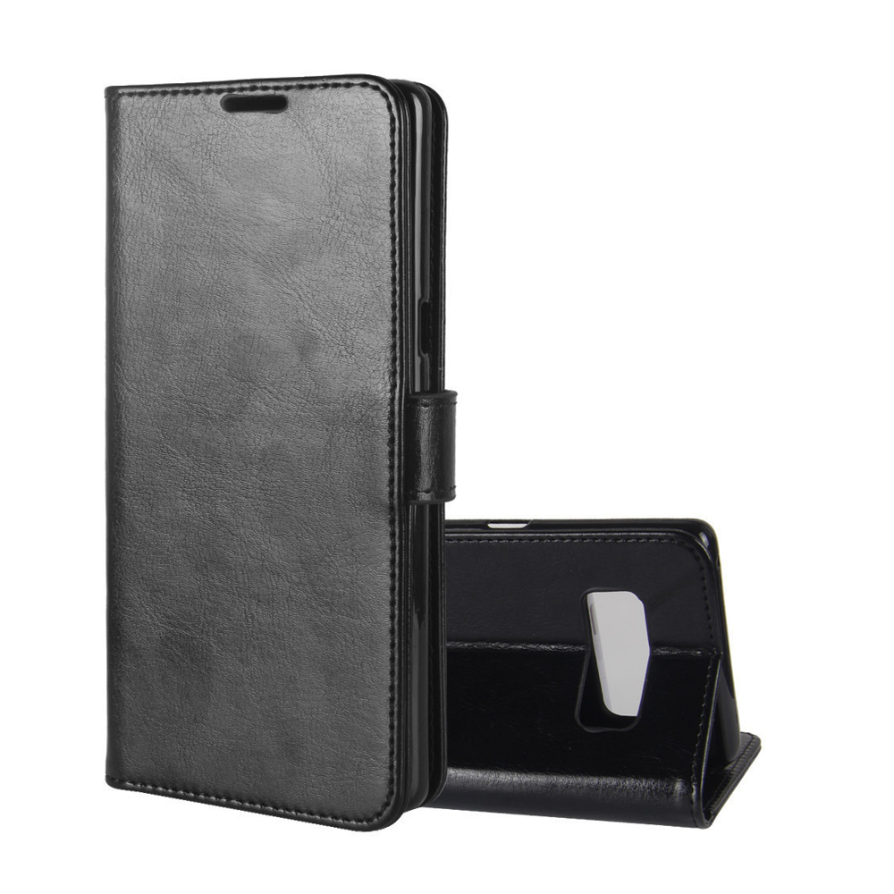 Luxury Stand Card Slots Wallet Flip Leather Phone Case For Samsung Galaxy Note 8