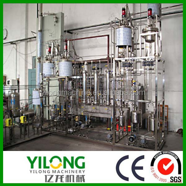 Used Cooking Oil Filter Machine by Esterification UCO to 98% biodiesel