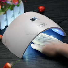Factory directly sell 24W 36W fast uv led lamps for nails