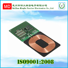 Custom mobile phone wireless power bank charger coil electric induction coil qi wireless charger coil