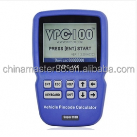 VPC100 HandHeld Vehicle PinCode Calculator