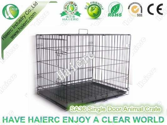 Haierc Dog Cage For Sale Cheap Heavy Duty Dog Cage Pet Dog Cages SA36
