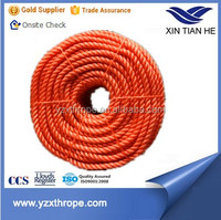 New raw material longline polyester fishing ropes 16mm