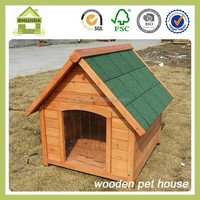 SDD0402 promotional fir wood dog kennel