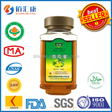 Pure Bulk nature Healthy queen flower bee honey