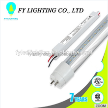 2017 hot selling 120LM/W 5 years warranty hot sale t8 8tube japanese japan tube t8 3528smd