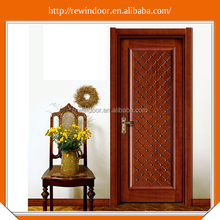 high quality anti theft wood door promotion