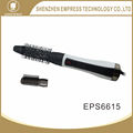 Professional dedicated salon cold and hot air hair dryer brush with round brush attachment EPS6615