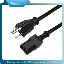 Brazil computer/pc ac power cable