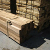 Chinese cedar / pine wood fence post fence panel