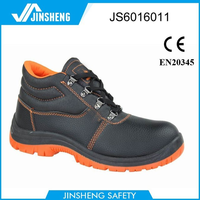 2015 cheap industrial steel toe work shoes boots men safety shoes
