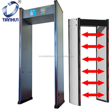 cheapest price TX-200C archway walk through metal detector door