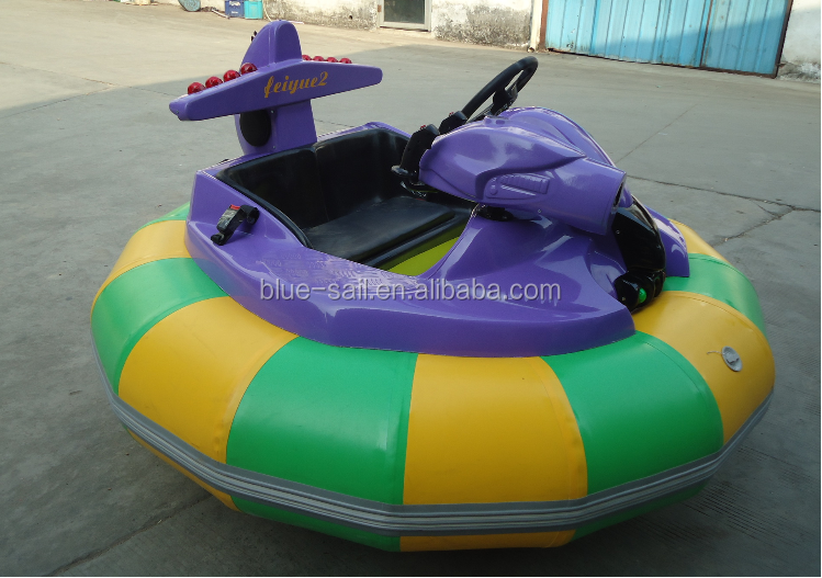 2019 New Design High Quality Adult Engine Powered Bumper Boats for Adult From China