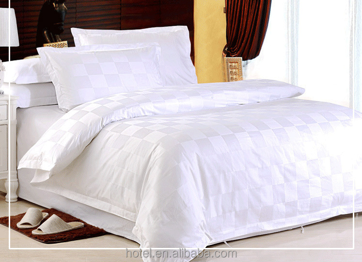 Nantong Hotel Bed Linen Manufacturer Supplies Used Hotel