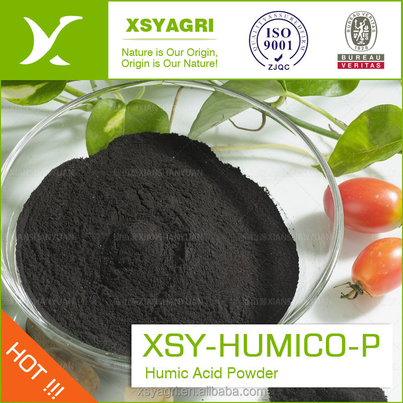 Chemical Super Natural K-Humate Powder Fertilizer
