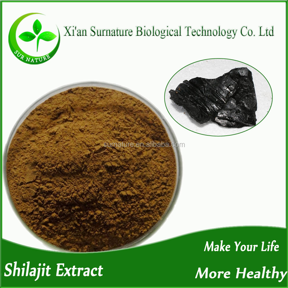 Best quality shilajit extract powder for shilajit capsules
