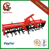 Tractor driven Farm machinery Used rototillers
