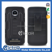Best quality Robot Protector Carcasa Case For Moto Z Play