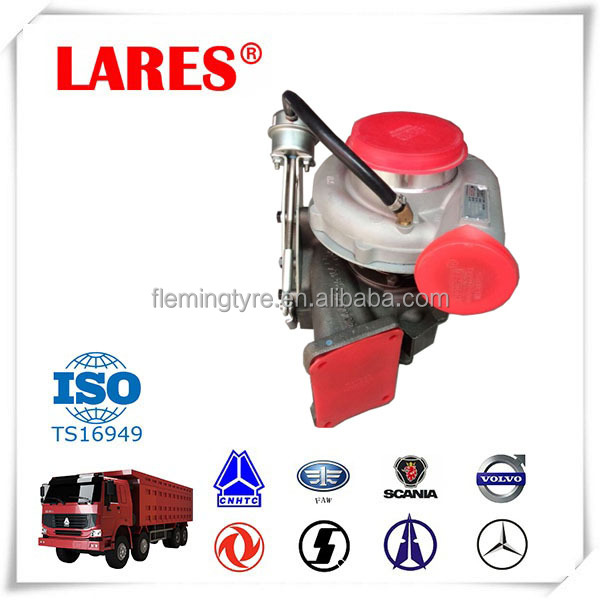 High quality electric turbo for Mercedes Benz truck engine