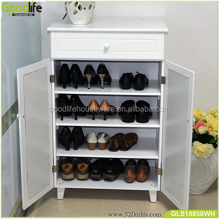 Professional handmade luxury wooden cabinet with drawers