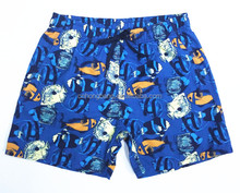 polyester shorts mens microfiber shorts custom wholesale boardshorts sublimation beach romantic