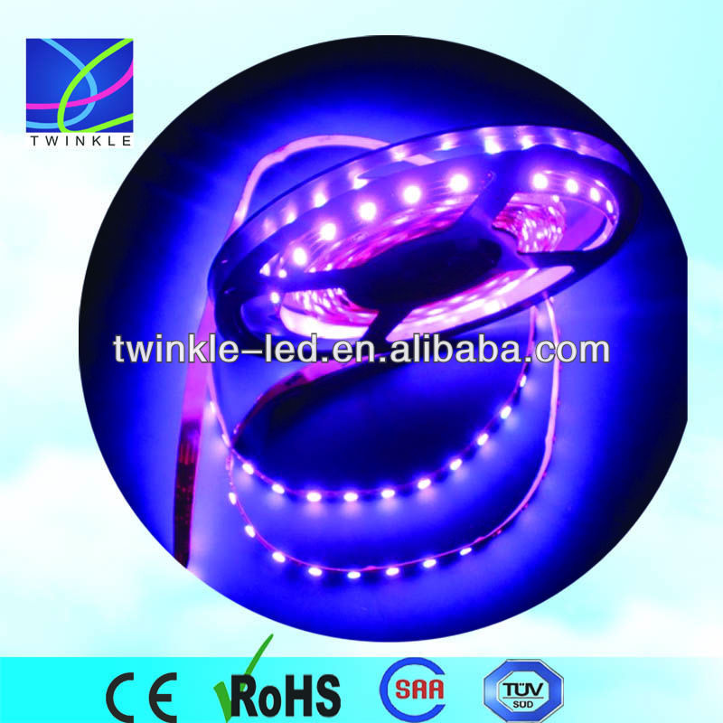 full color dimmable flexible led strips light RGB waterproof smd5050 flexible led strip