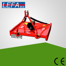tractor grass cutting topper mower slasher
