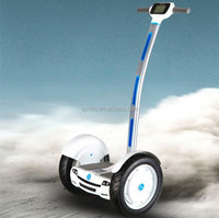CE approvd Hot Selling chariot 2 wheels self balancing standing up electric motocycle