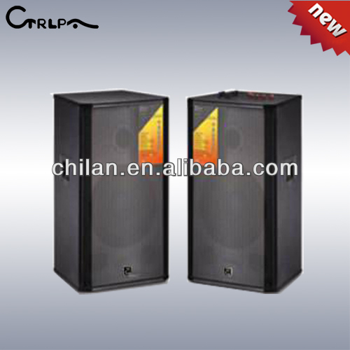 200W 10 Inch Professional Active Stage Speakers CX-110A