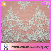 beaded sequined lace fabric,hijab wedding dress,white bridal lace fabric