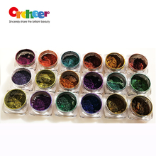 Shanghai Orcheer color change chameleon pigment / Cosmetic pigment use for eyes