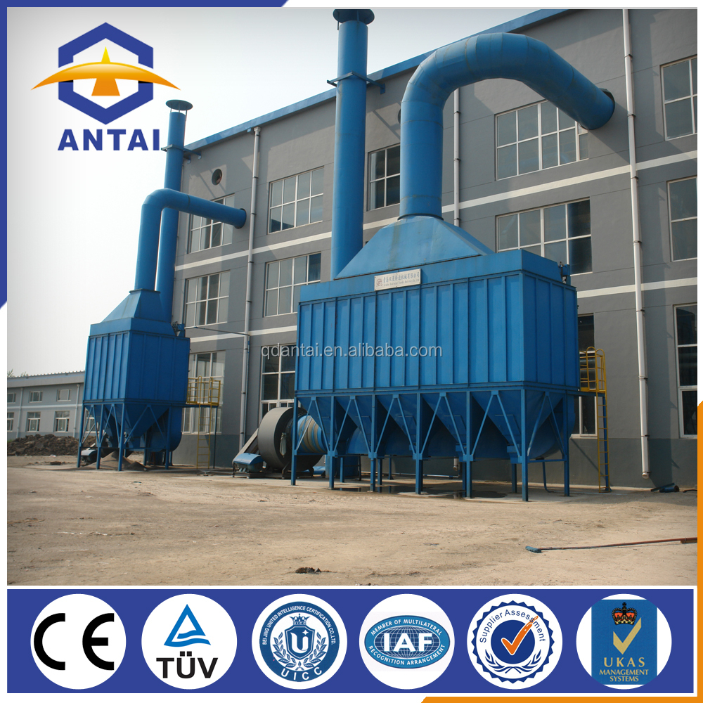 foundry induction furnace dust collector/bag house filter