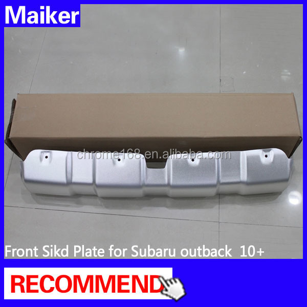 Front skid plate for Subaru outback 2010+ car accessories