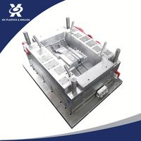 Mould Design Manufacturers High Quality Professional plastic block mould