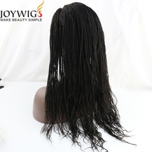 Wholesale Top Quality African Braided Wigs Fashionable Braided Wigs For Black Women